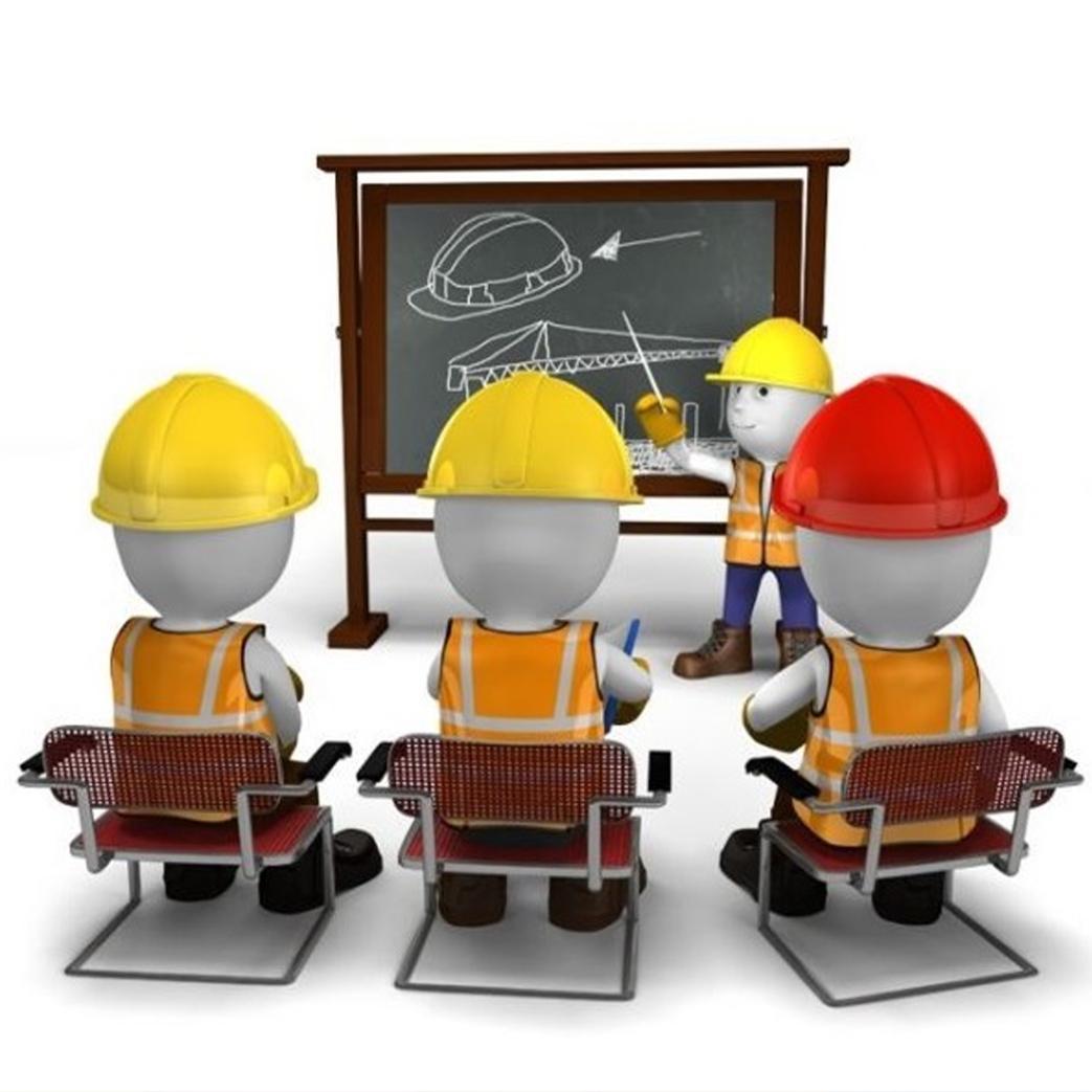 operai in formazione