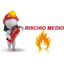 corso Antincendio rischio Medio