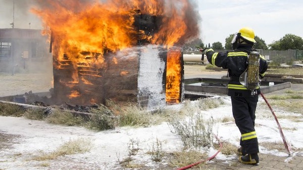 Antincendio – Rischio Medio