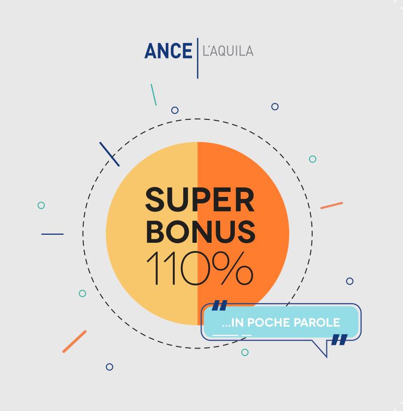 """Superbonus 110% """"…in poche parole"""""""